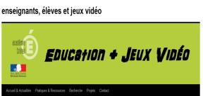 Source : http://jeuxserieux.ac-creteil.fr