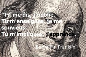 ESUKUDU benjamin franklin
