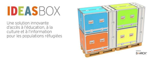 esukudu ideas box bsf bibliotheques sans frontieres starck