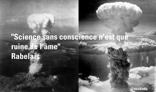 esukudu_hiroshima_nagazaki_bombe_atomique_science_sans_conscience