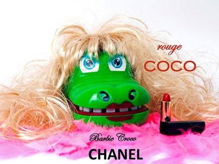 Barbie Croco